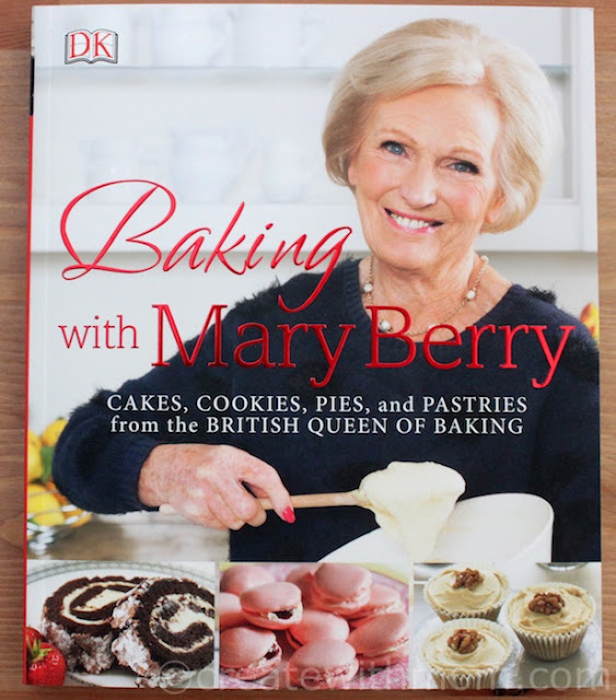mary berry dessert cookbook
