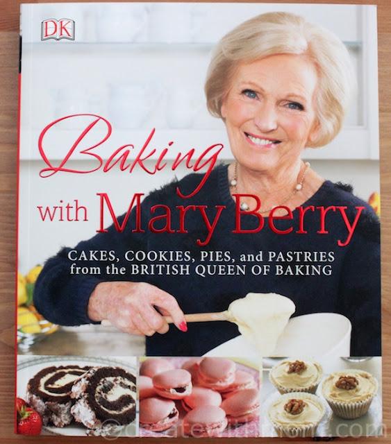 mary berry dessert cookbook