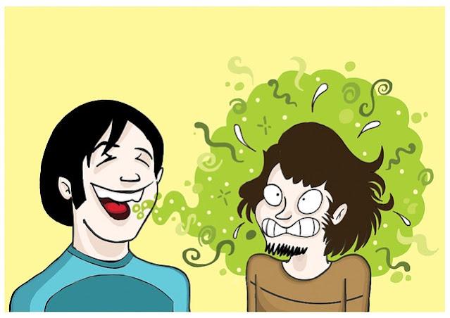 Tips Dan Cara Menghilangkan Bau Mulut Tidak Sedap