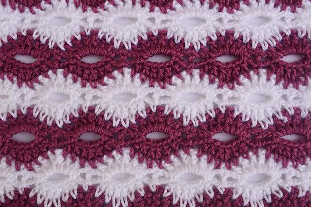 1 - Crochet Imagenes Puntada sol a crochet y ganchillo por Majovel Crochet