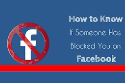 How Do You Know if You Been Blocked On Facebook Updated 2019
