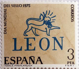 DÍA MUNDIAL DEL SELLO 1975