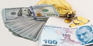 سعر صرف الليرة التركية مقابل العملات الرئيسية السبت 31/10/2020