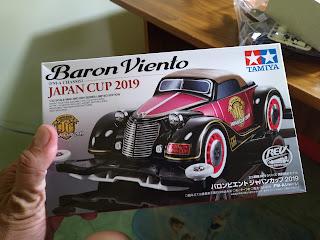 Baron Viento, Japan Cup 2019