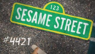 Sesame Street Episode 4421, The Pogo Games, Season 44.