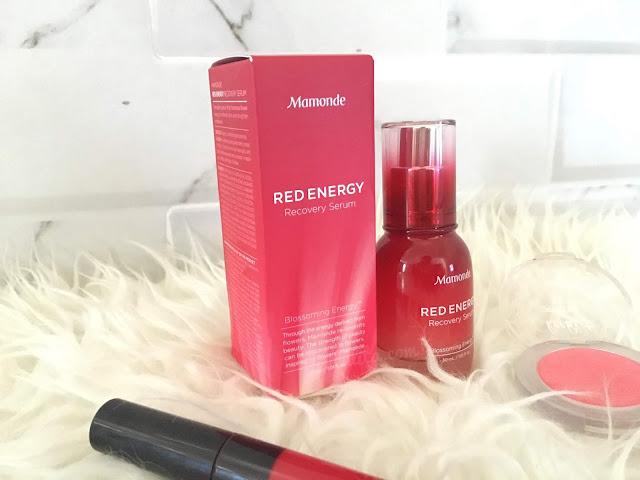 [REVIEW] Mamonde Red Energy Recovery Serum untuk Semua Jenis Kulit