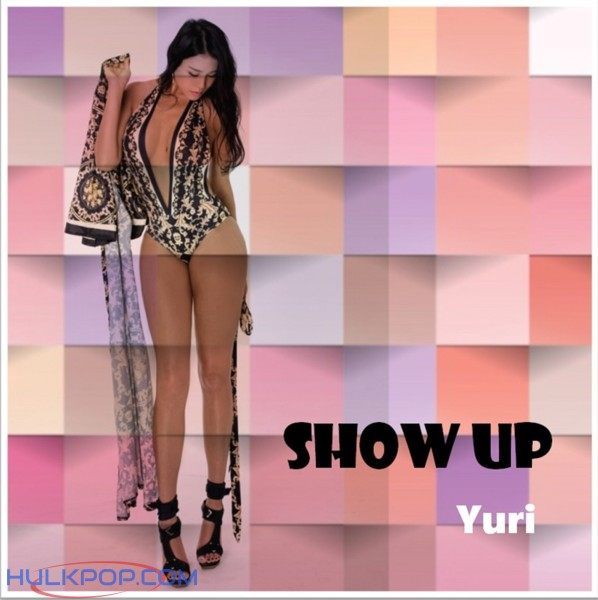 Yuri – Show Up – Single