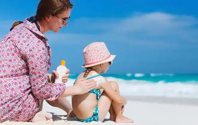 Travel advice Tips for sun protection when traveling