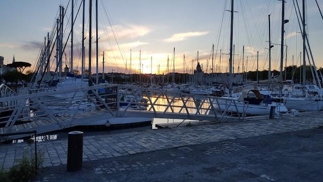 photo Vieux Port de La Rochelle