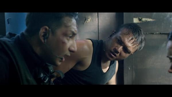 Scene dari Filem Polis Evo