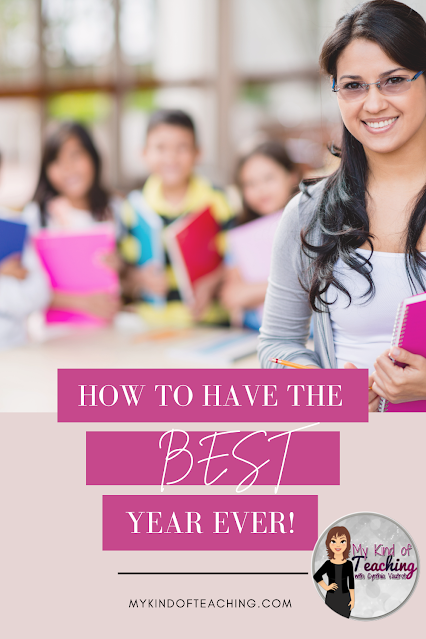 How to have your best school year ever