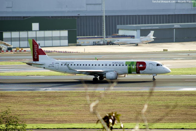 CS-TPQ - EMBRAER 190 - TAP EXPRESS - LPPT