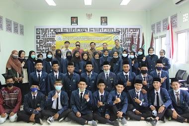 Perdana, Fakultas Dakwah dan Komunikasi Islam Lantik HIMA Prodi KPI