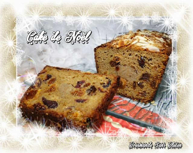 Cake de Noël façon stollen