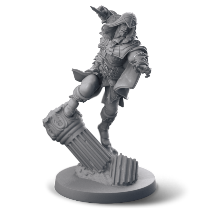 Tabletop Fix Triton Noir New Assassin S Creed Previews