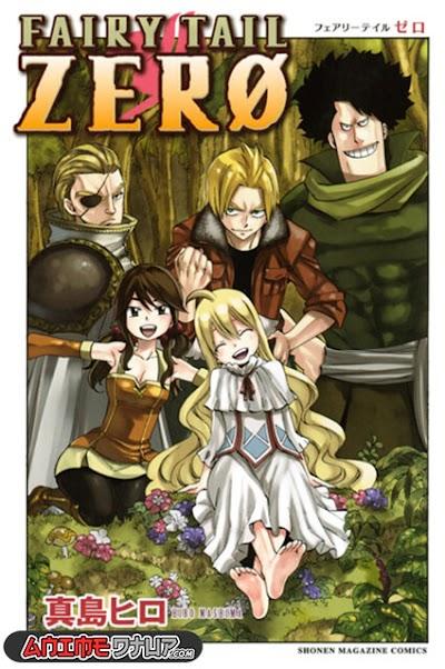 Fairy Tail Zero (01/01) [Manga] [Español]