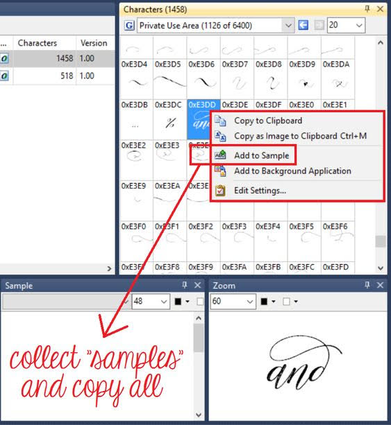 font management, silhouette fonts, fonts for silhouette cameo, silhouette cameo fonts, silhouette font