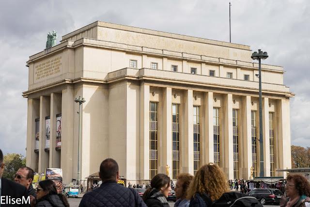 Palais du Trocadéro