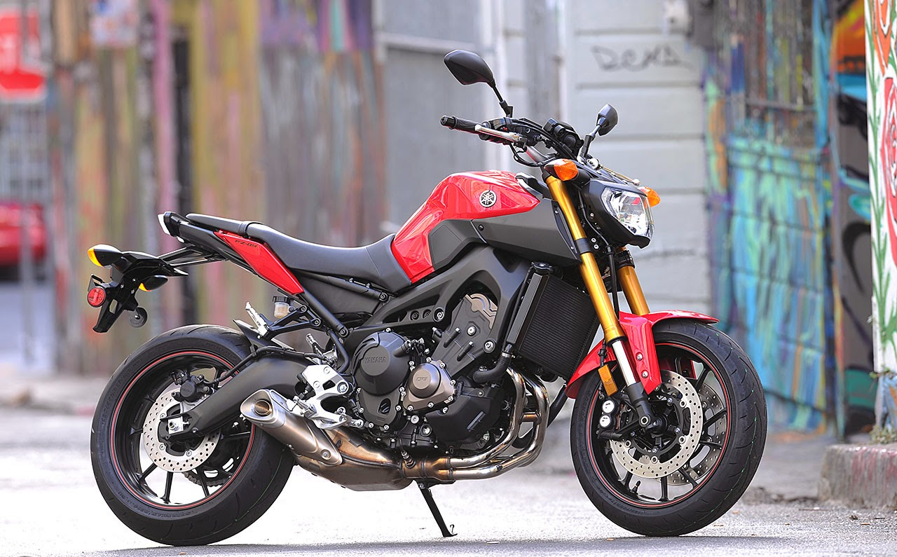 2014 FZ-09 Yamaha Insurance information, pictures, specs