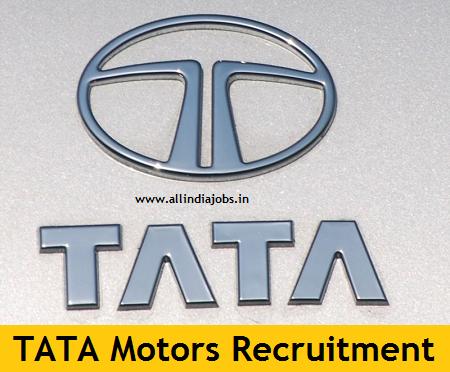 Tata Motors Recruitment 2018-2019 Job Openings For ...
