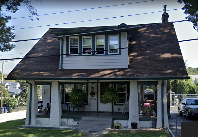 2725 Laurel Lane, Glenside, PA Sears Elmwood model front view