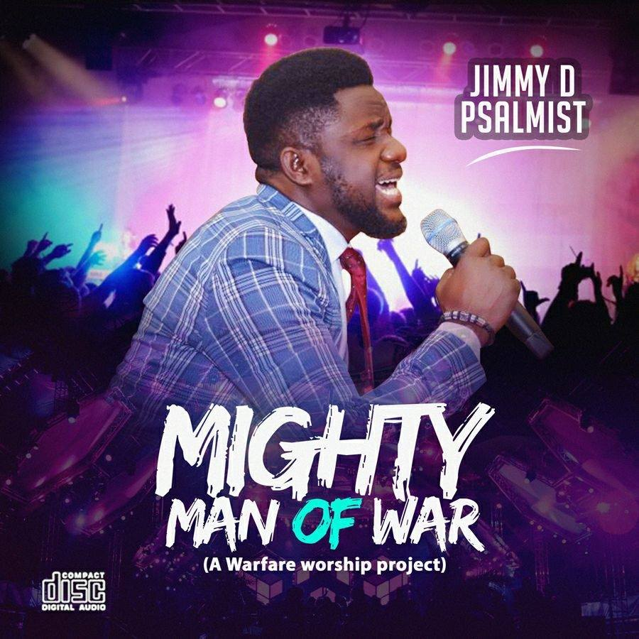 Jimmy D Psalmist - Jehovah Idighi Agbanwe Mp3