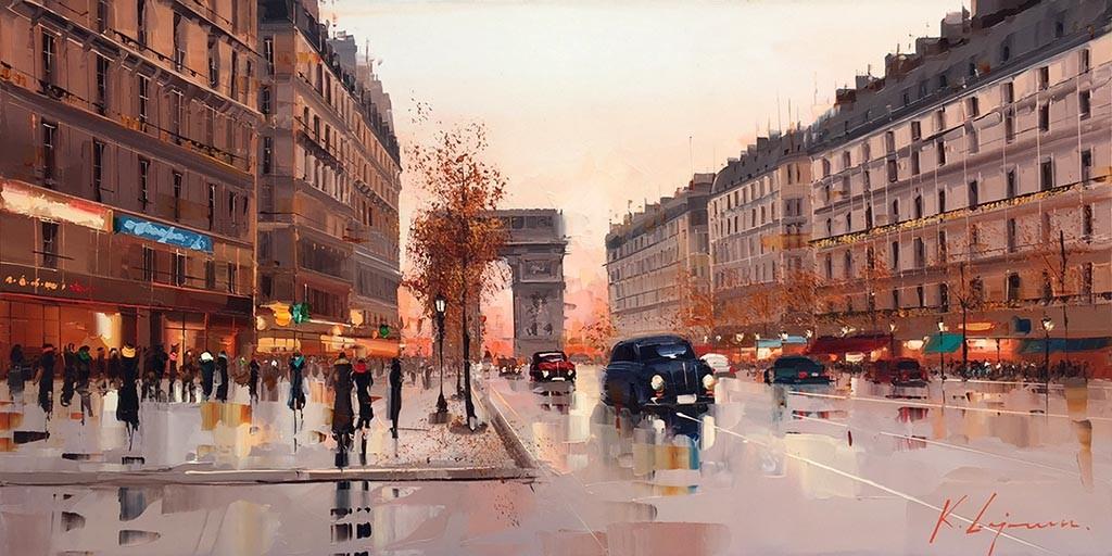 Kal Gajoum George VXX Paris