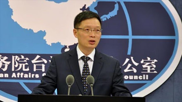 Pekín pide a EEUU que se una a política de una sola China