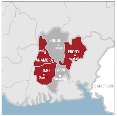 South East to build five mega industrial clusters