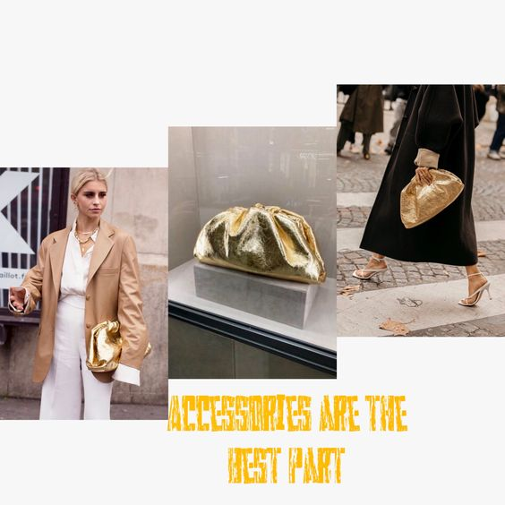 Pinterest Gold Accessories