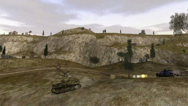 Battlefield 1942 PC Games Gameplay