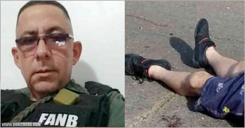 GUERRA DE PANDILLAS | Sargento de la GNB asesinado por sicarios en el Zulia