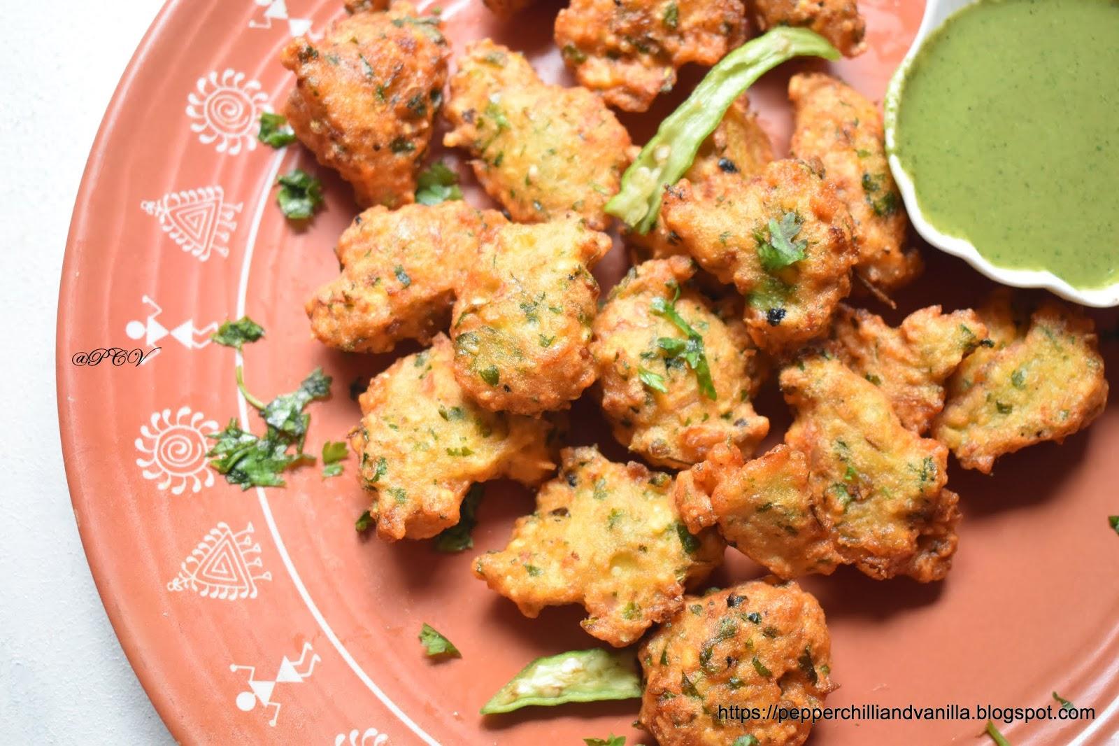 how to make moong bhajiya/moong bhajia