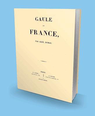 Galia y Francia Alejandro Dumas