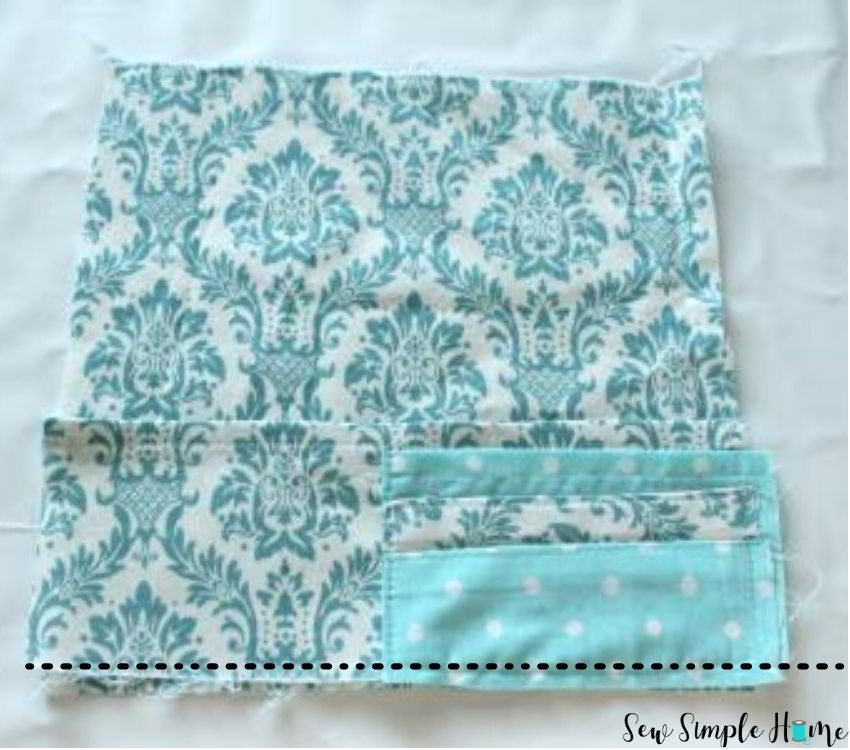 removable purse organizer pattern