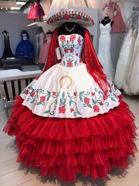 charro dress houston