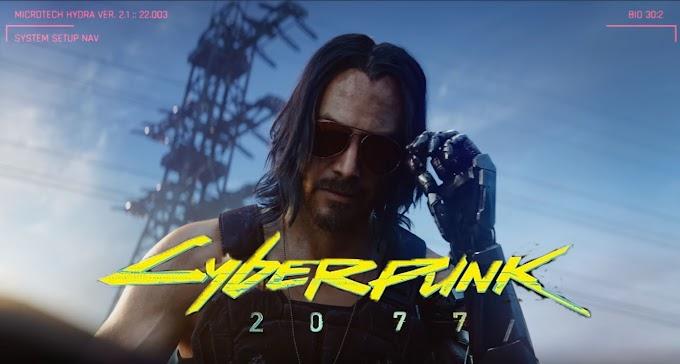 SORTEIO Ganhe Uma key do game Cyberpunk 2077
