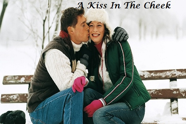 A Kiss In A Beautiful Place