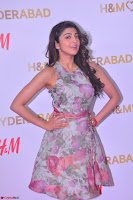 Pranitha Subash in lovely Flower Print Sleeveless Short dress ~  Exclusive 107.JPG