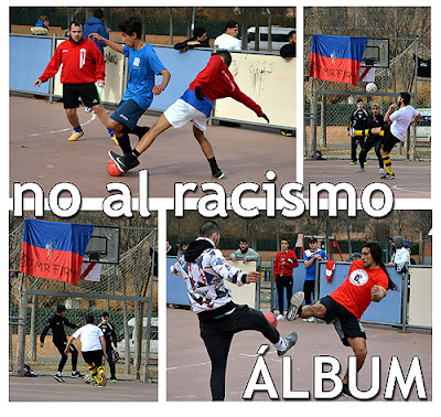 No al racismo Aranjuez
