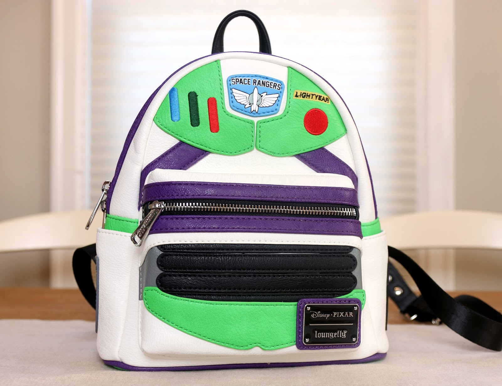 toy story buzz lighyear loungefly backpack