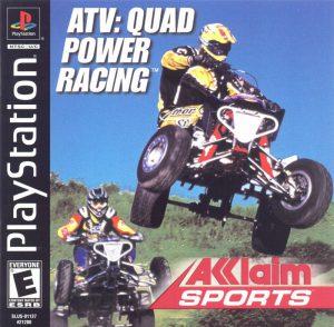 Download ATV Quad Power Racing (Ps1)