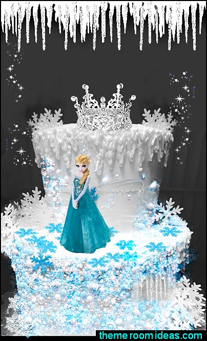 FROZEN CAKE DECORATING  Disney Frozen Cake Toppers