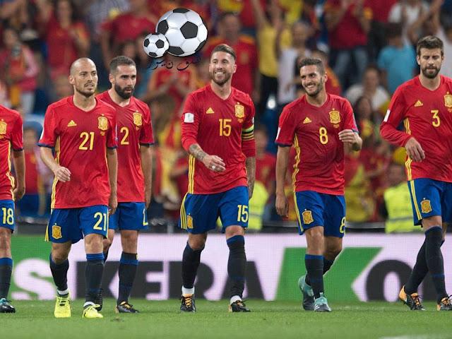 بعد مباراة أسبانيا ضد إنجلترا يوم أمس اليويفا تغرم منتخب اللاروخا بسبب إستزاء جماهيرها بالمنتخب الإنجليزى يوم الإثنين .