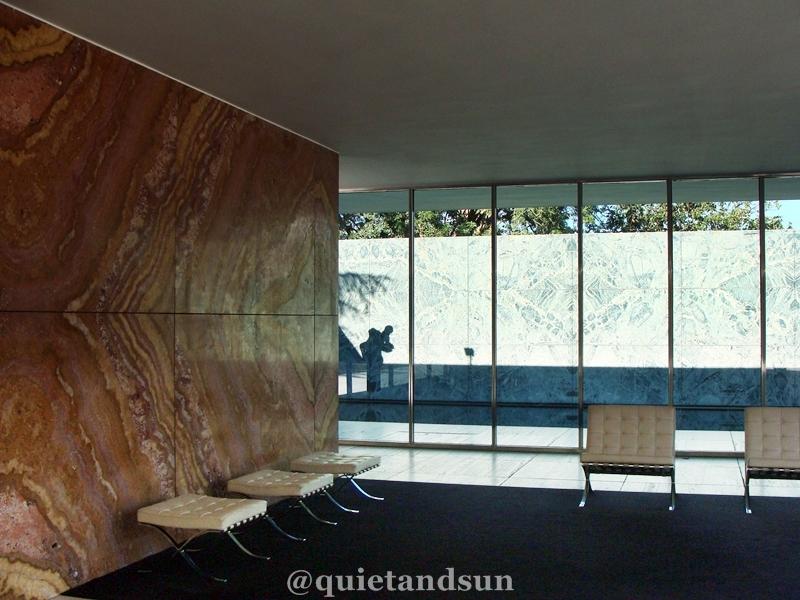 Ludwig Mies van der Rohe, pawilon barceloński