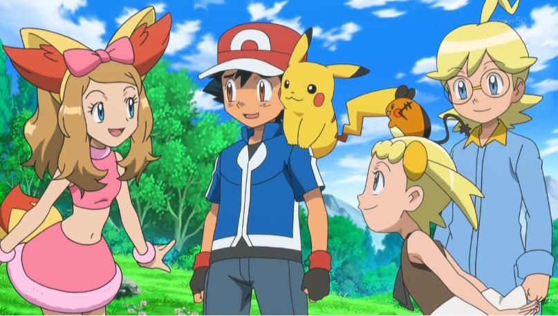 Pokémon XY Special/DA Special Iris VS Clair (RAW)
