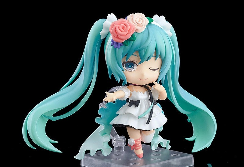 Figuras: Nendoroid Hatsune Miku: MIKU WITH YOU 2019 Ver. - Good Smile Company