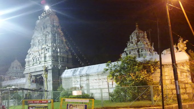 Sugavaneshwarar Temple Salem - History, Timings, Festivals & Address!