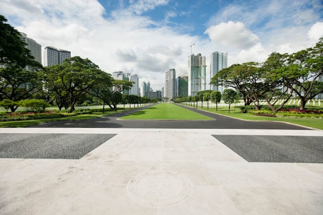 Bonifacio Global City in Pasig