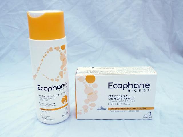Cure de cheveux Ecophane Biorga